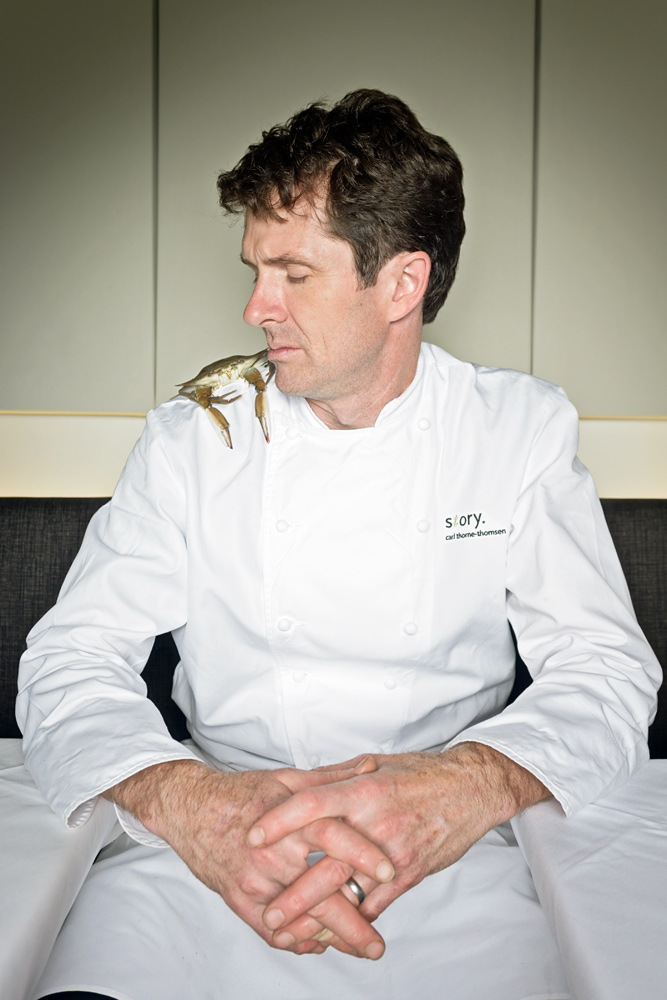 Carl Thorn-Thompson Chef