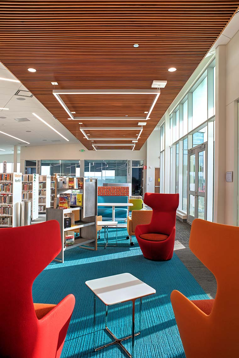 Library-Chairs